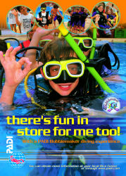 Croatia Diving: PADI Junior programs