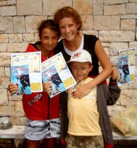 Croatia Diving: PADI qualified bubblemakers