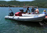 Croatia Diving: Boat Apollo