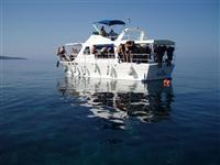 Croatia Diving: Divers on Anne Maria