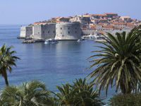 Croatia Diving: Dubrovnik Old Town