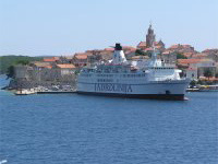 Croatia Diving: Jadrolinija Ferry