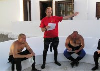 Croatia Diving: PADI Assistant Instructor dive beriefings