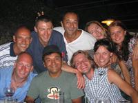 Croatia Diving: Staff having fun