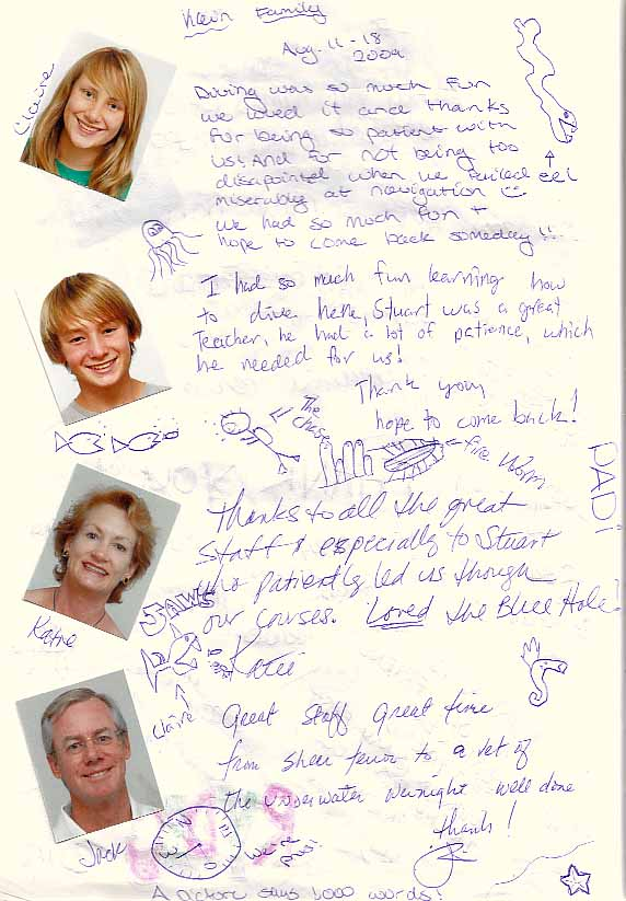 Guest Book - Page 13