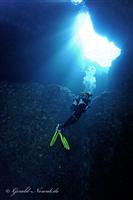 Croatia Diving: Blue cave